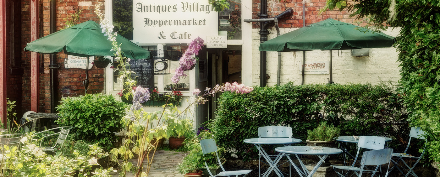 Antique Village Tea Rooms Levenshulme